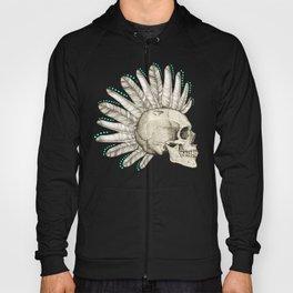 Indian skull Hoody
