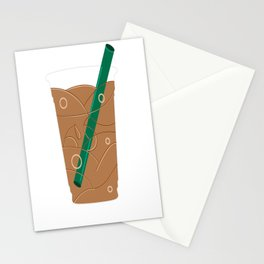 Frappuccino Stationery Cards