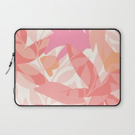 Abstract bloom pattern Laptop Sleeve