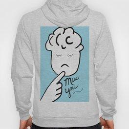 ASL Miss You Hoody