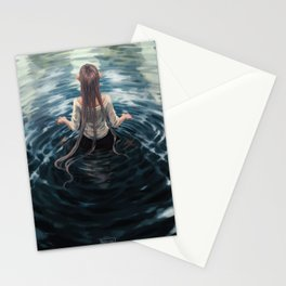 The well Stationery Cards