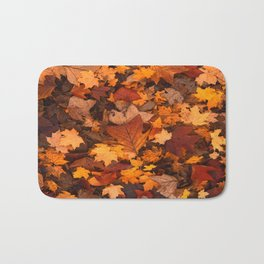 Fall Foliage Bath Mat