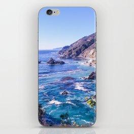 California Dreamin - Big Sur iPhone Skin