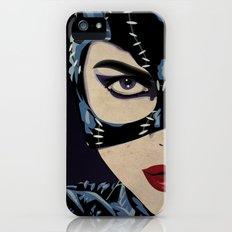 Catwoman Slim Case iPhone (5, 5s)
