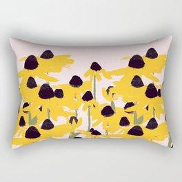 black-eyed susans Rectangular Pillow