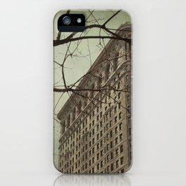 Flatiron No. 2 iPhone Case