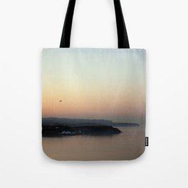 Northbay at Sunset Tote Bag