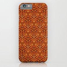 Oranges Pattern iPhone 6s Slim Case
