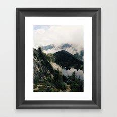 Eunice Lake Framed Art Print