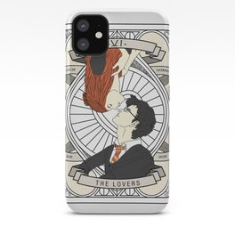 Harry / Potter: Tarot iPhone Case