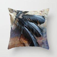 Morrigan Throw Pillow
