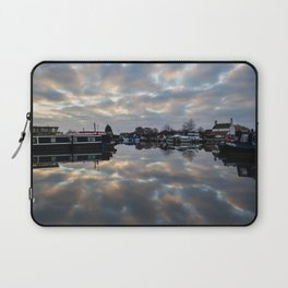 Dawn at West Stockwith Laptop Sleeve