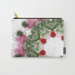 flowers ornament Carry-All Pouch