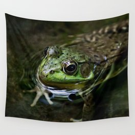 Frog Floating Wall Tapestry