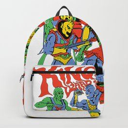 king gizzard and the lizard wizard Backpack