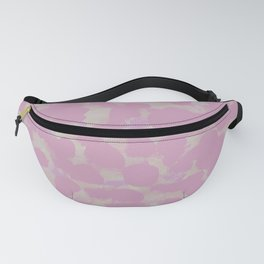 Mauve bloom Fanny Pack