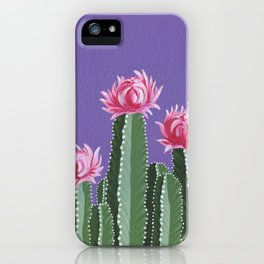 Violet With Envy iPhone Case