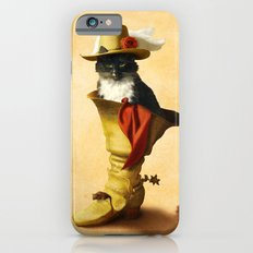 Little Puss in Boots iPhone 6s Slim Case