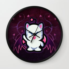 Mog, Kupo! Wall Clock