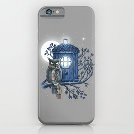 Dr. Hoot  iPhone Case