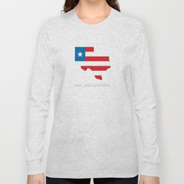 7th Flag of Texas Long Sleeve T-shirt