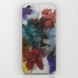 summer fun iPhone Skin