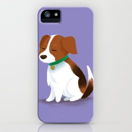Who's a good boy? iPhone Case