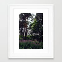finland Framed Art Prints featuring Porvoo- Finland by Cynthia del Rio