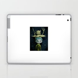 a portrait Laptop & iPad Skin