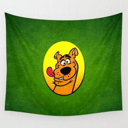 dog scooby Wall Tapestry