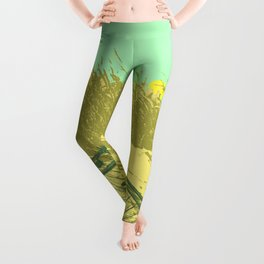LAZY DAY RIDE Leggings