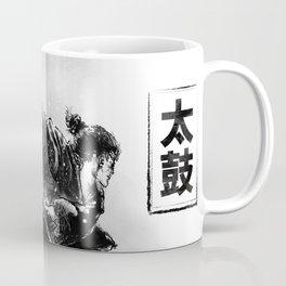 Taiko - Dance of the swords Coffee Mug