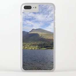 Placid. Clear iPhone Case