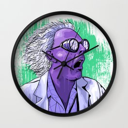 The Doc Wall Clock
