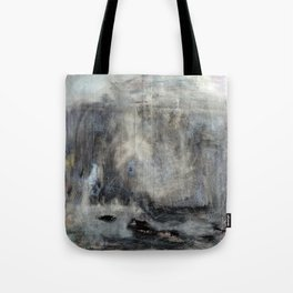 Jurassic (oil on canvas) Tote Bag