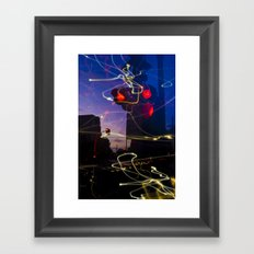 Xing Framed Art Print