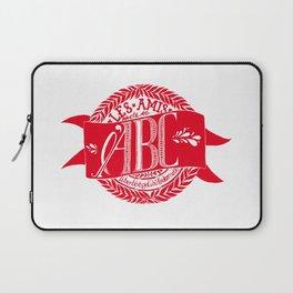 ABC Society Laptop Sleeve