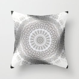 METAL Element Kaleido Pattern Throw Pillow