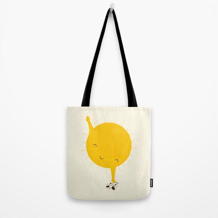 Belly Rub Tote Bag