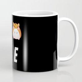 Funny Love Hamster Pun Quote Sayings Coffee Mug