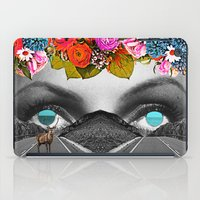 trip iPad Cases featuring Trip by Pame Pinto Rojas