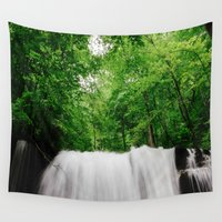 tennessee Wall Tapestries featuring Tennessee Summer by Thomas Graglia