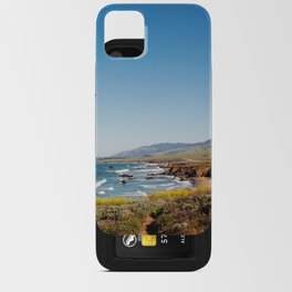 The Central Coast Calls iPhone Card Case