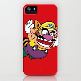 Super Wario Bros. 3 iPhone Case
