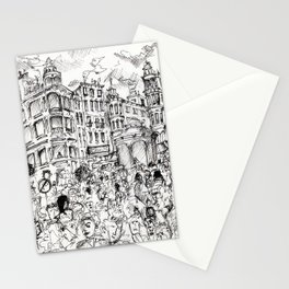 Prenzlauer Berg (Berlin) Stationery Cards