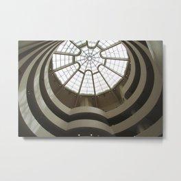 Guggenheim 02 Metal Print