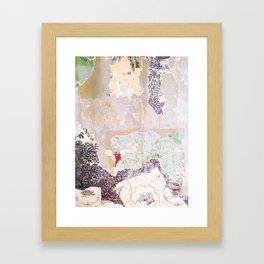 302. Anthropologie, New York Framed Art Print
