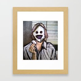 Happy + You Know It Framed Art Print