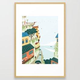 Whispers of the Morning Framed Art Print