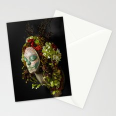 Acorn Harvest Muertita Stationery Cards
